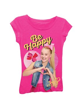 236374457 Product Image JoJo Siwa Glitter Graphic T-Shirt (Little Girls & Big Girls)