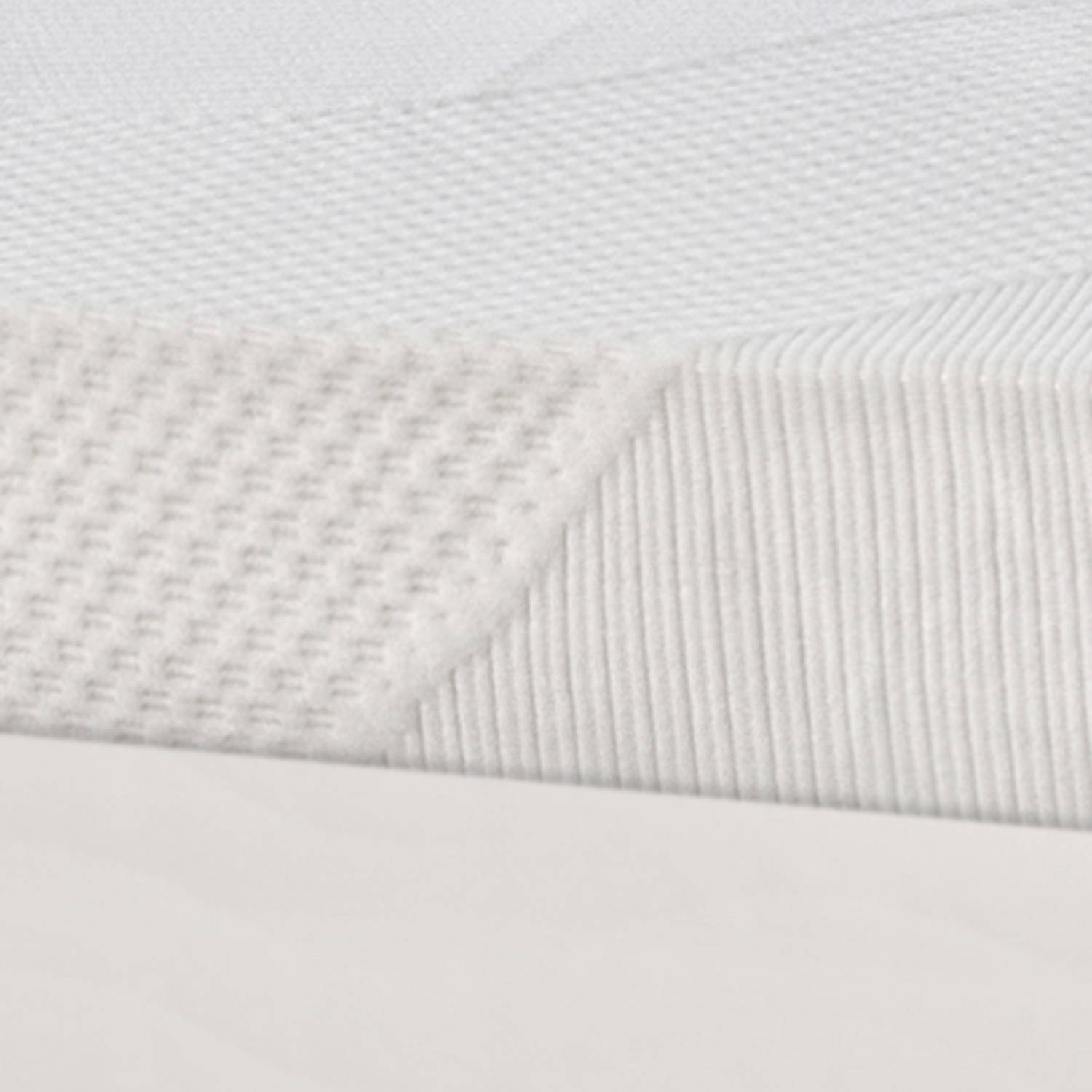 pad cotton pd top topper down mattress fitted alternative quilted puredown products