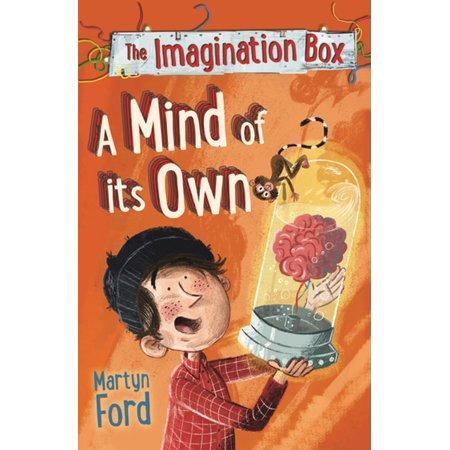 The Imagination Box: A Mind of its Own - eBook