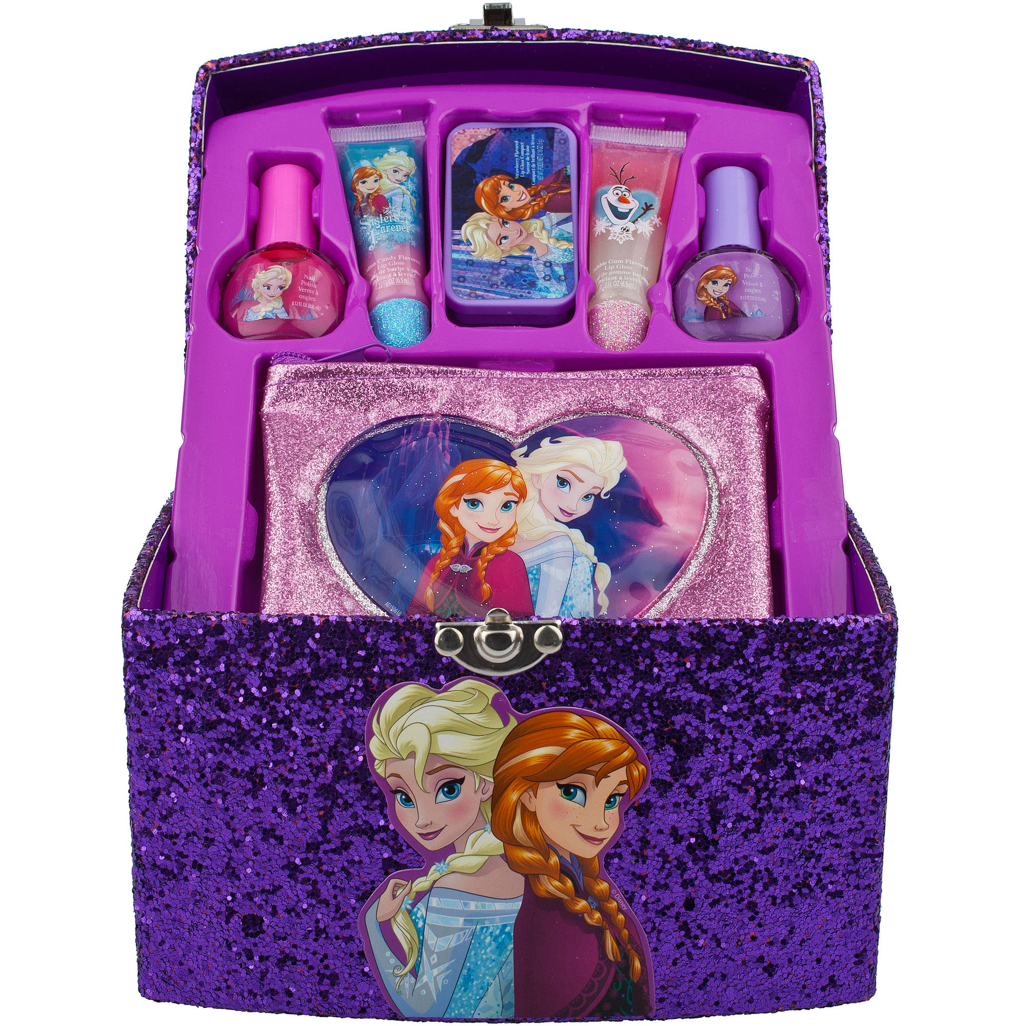 Frozen Travel Cosmetic Case