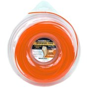 "Maxpower 332195 .095"" x 100' Orange Square Cut Trimmer Line"