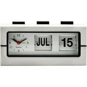 Sentry Retro Design Analog Flip Clock