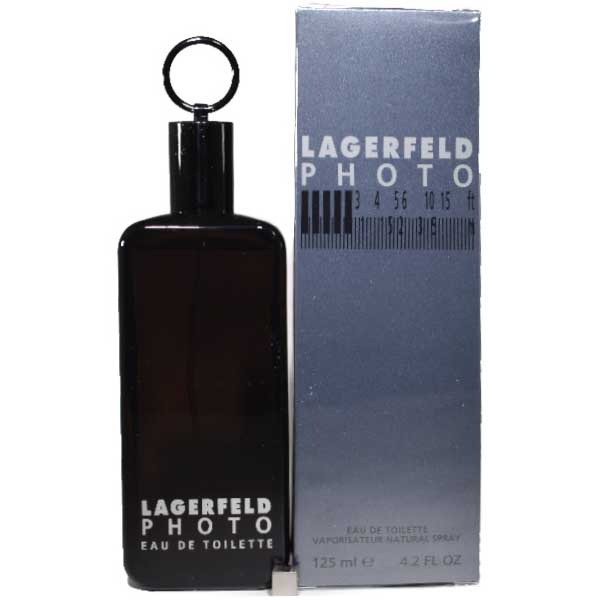 Photo By Karl Lagerfeld For Men   4.2 Oz