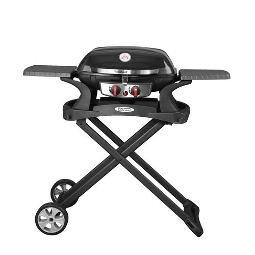 Royal Gourmet Corp Portable Tabletop 2-Burner Propane Gas Grill