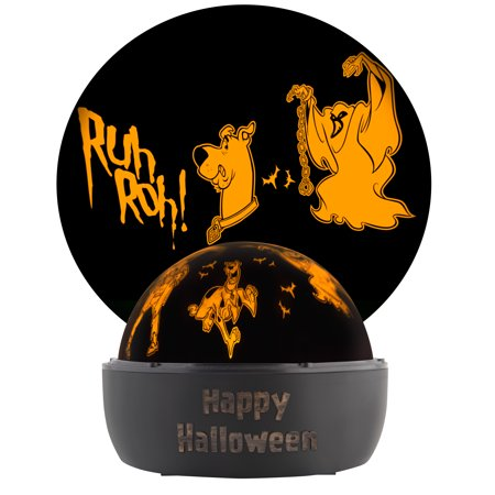 Halloween Decoration Light Display Projector (Halloween Scooby Shadow Light)