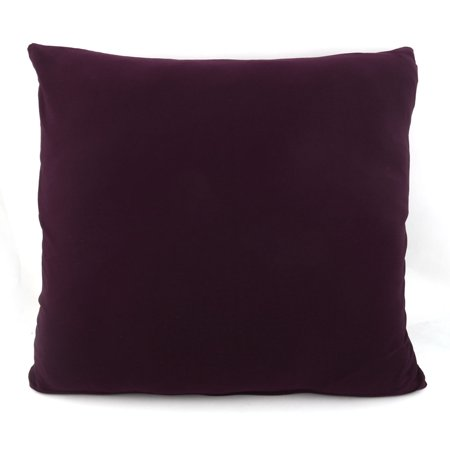 Pillow Cushion Cover Case Square European Pillowcases Red Bean Paste 45cm x 45cm - image 1 de 1