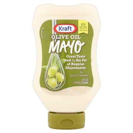 Kraft Mayo With Olive Oil  22 Fl Oz