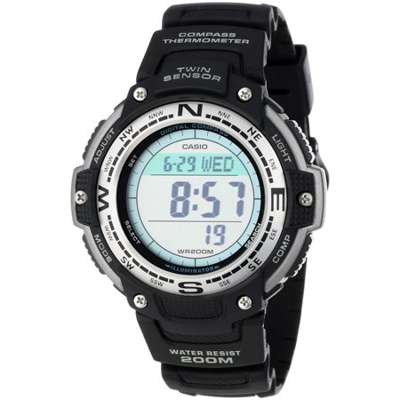 Casio Men's Quartz SGW-100-1V Watch
