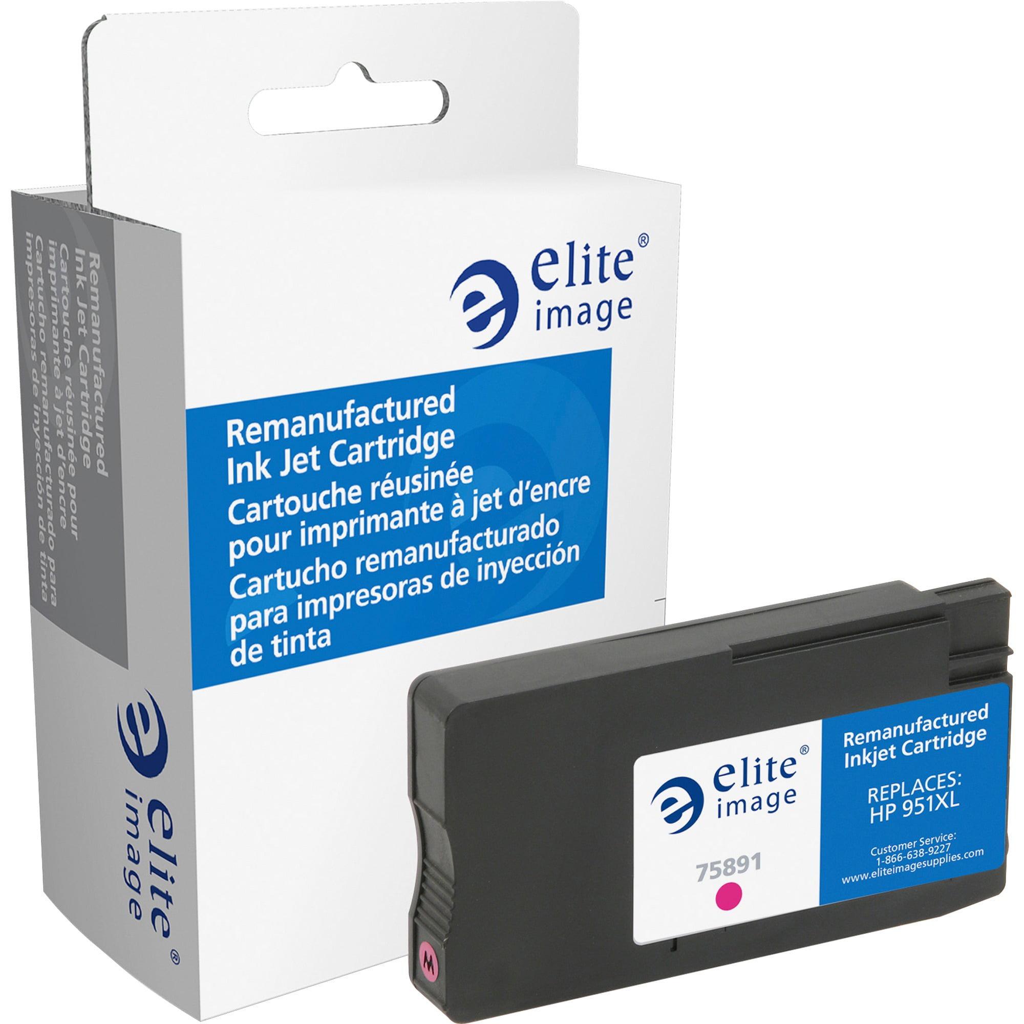 Elite Image, ELI75891, 75890/1/2 Remanufactured Ink Cartridges, 1 Each