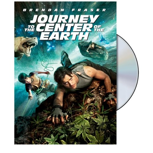 Journey To The Center Of The Earth (Full Frame, Widescreen)
