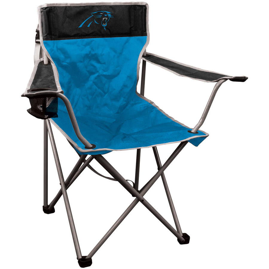 NFL Carolina Panthers Halftime Quad Chair by Rawlings