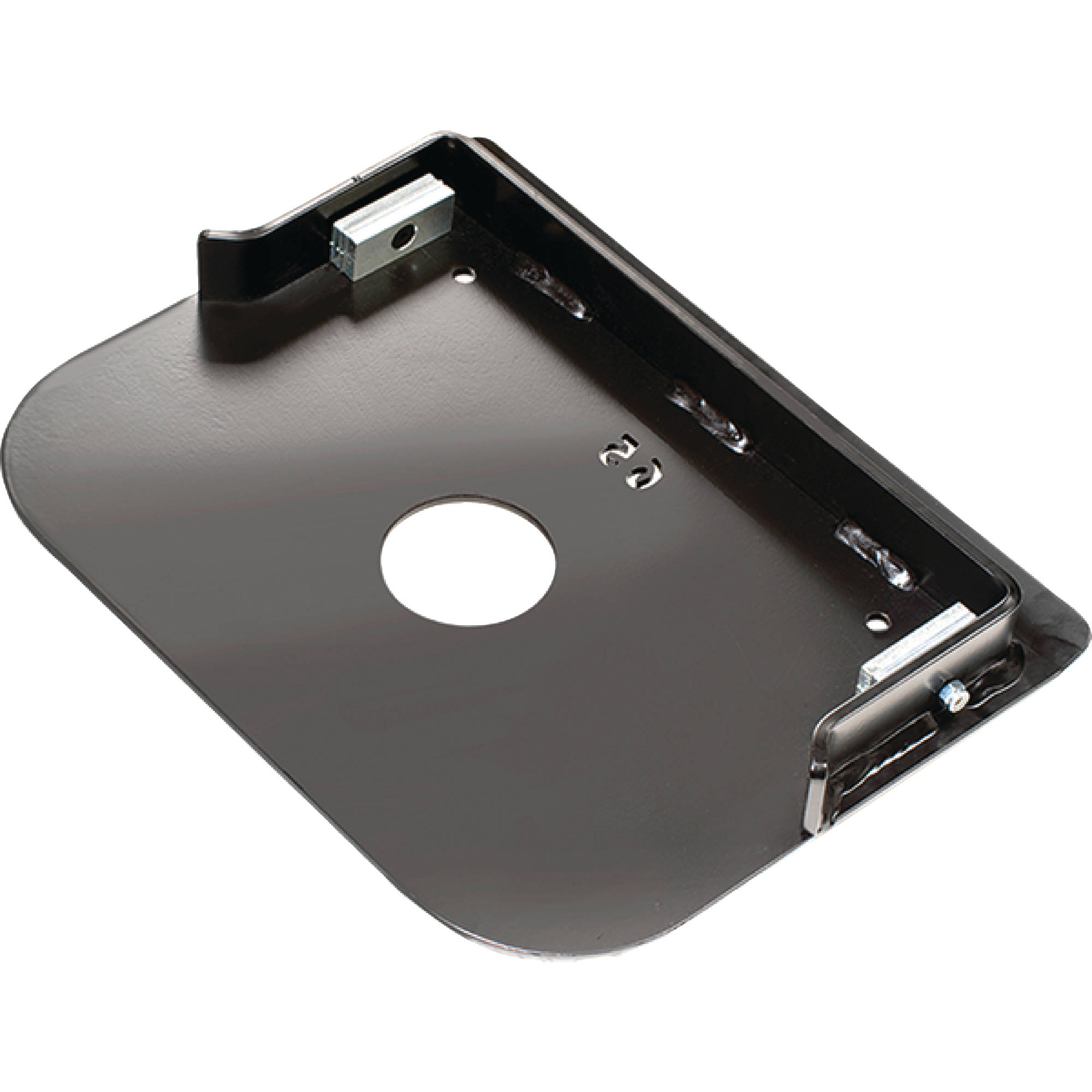 Pullrite 3365 QuickConnect Multi-Fit Capture Plate for Fabex & Lippert King Pin Box Models