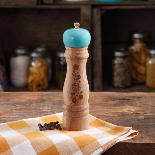 The Pioneer Woman Acacia Peppermill, Multiple Colors
