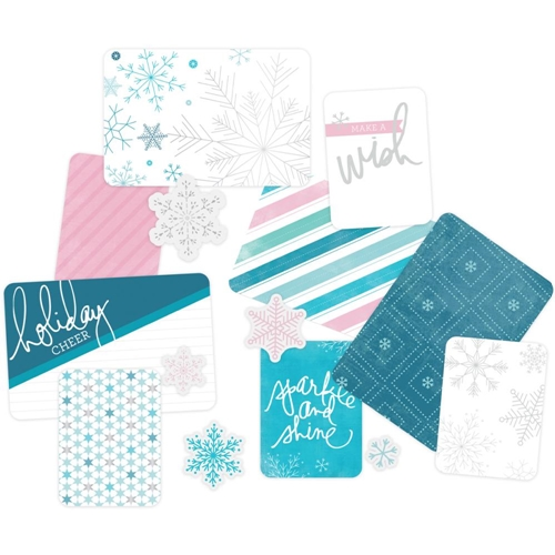 American Crafts Oh What Fun Winter Value Kit