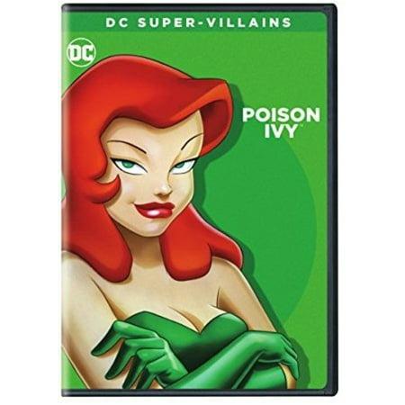 Dc Female Villains List (DC Super Villains: Poison Ivy)