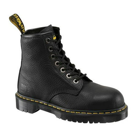 Dr. Martens Work Icon 7B10 Steel Toe EH Boot (Moc Toe Steel Toe Eh 6 Work Boot)