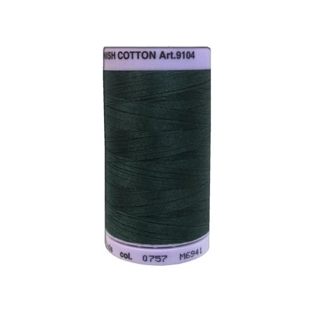 Mettler Silk Finish Cotton #50 547yd Swamp