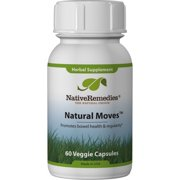 Native Remedies Native Remedies  Natural Moves, 45 ea