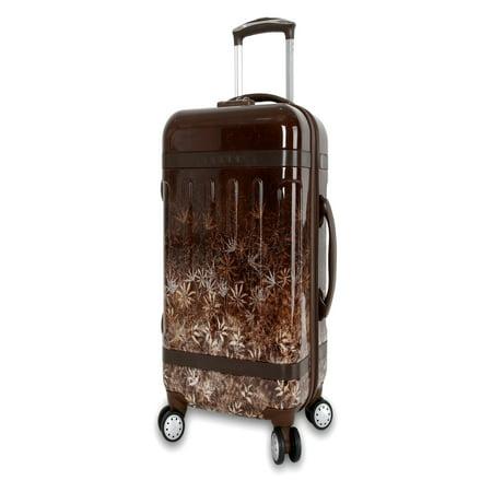 837b1672e440 J World Taqoo Polycarbonate Carry on Art Luggage
