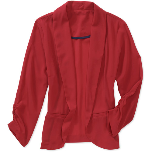 Concepts Women's Plus-Size Lightweight Unlined Colored Blazer - Perfect for Spring