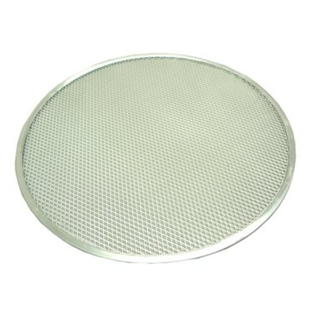 - Winco - APZS-18 - 18 in Aluminum Pizza Screen