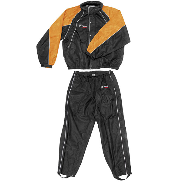 Frogg Toggs Hogg Togg Rainsuit Black/Orange