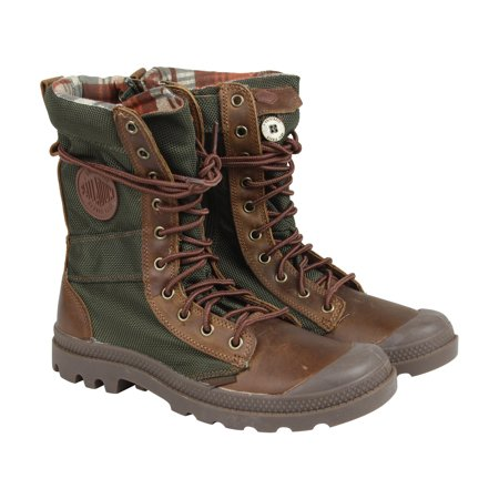 palladium  palladium pampa tactical mens brown green