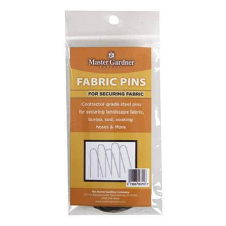 Master Gardner 701-SD Landscape Fabric Pins, 10-Pk.