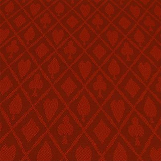 Bry Belly GCLO-252 Red Suited Speed Cloth - Cotton, 10Ft section x 60 In