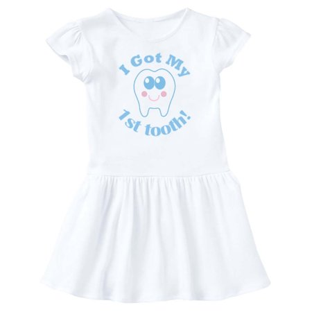 First Communion Dress For Boys (I Got My First Tooth Baby Boy Infant)