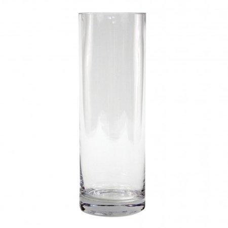 Koyal Wholesale Cylinder Glass Vase Set Of 12 Walmart