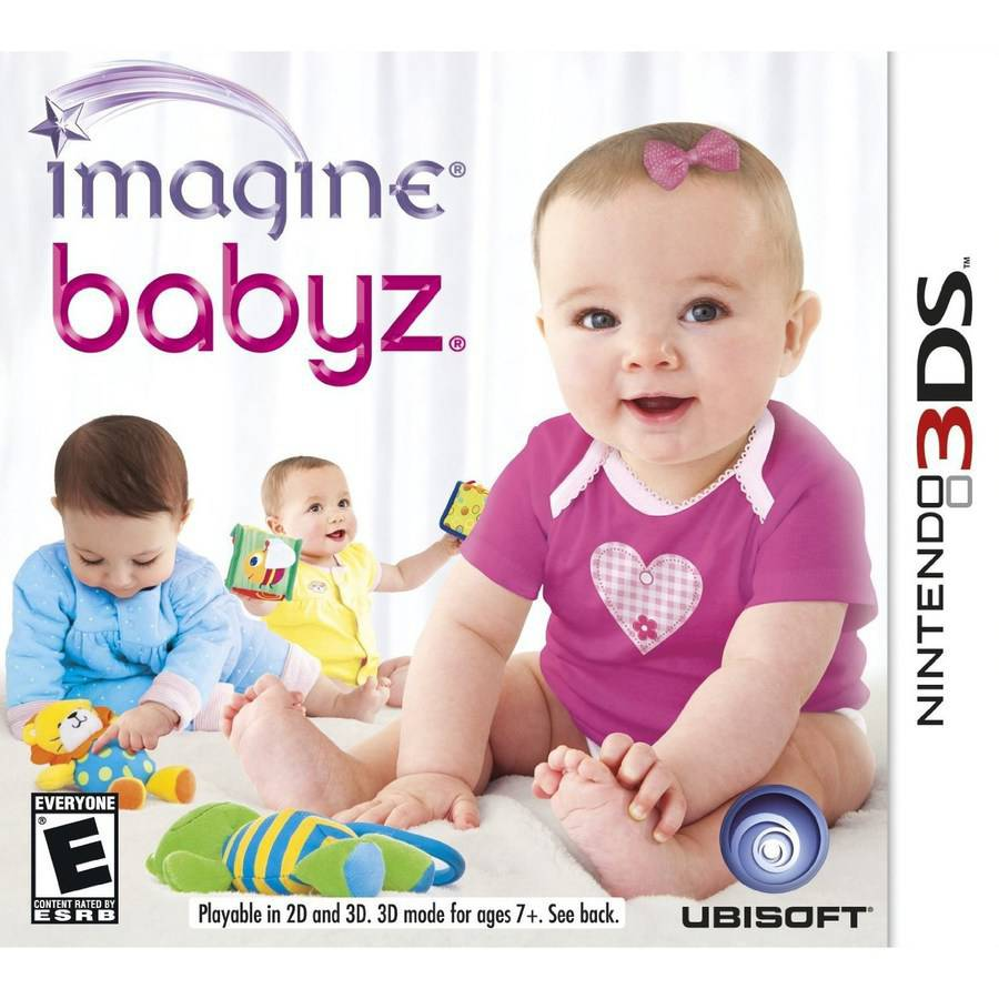 Imagine Babyz (Nintendo 3DS)