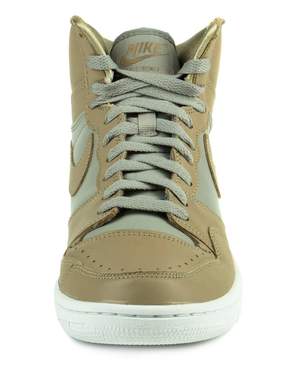 Nike Mens Court Force/Undercover Bamboo/Medium Grey-White 826667-220