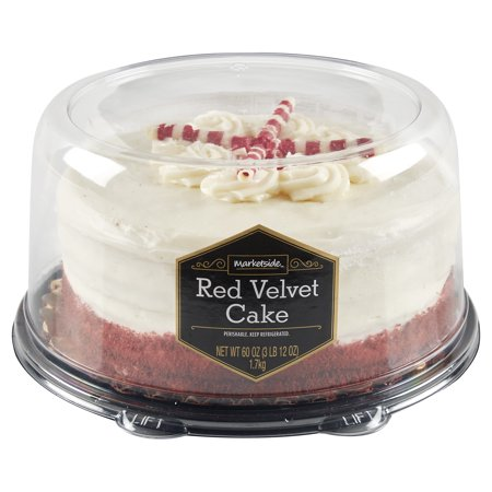 Marketside Red Velvet Cake 60 Oz