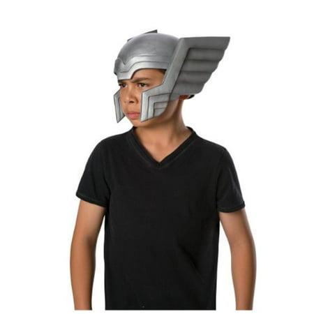 Morris Costumes RU35645 Thor Helmet Child - Thor Child Costume