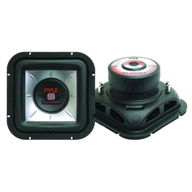 Pyle 12in 1400W Red Label Square Woofer - PLSQ12D