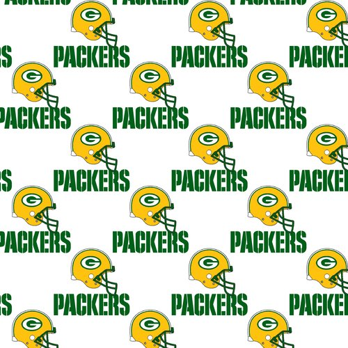 NFL Greenbay Packers Cotton Fabric