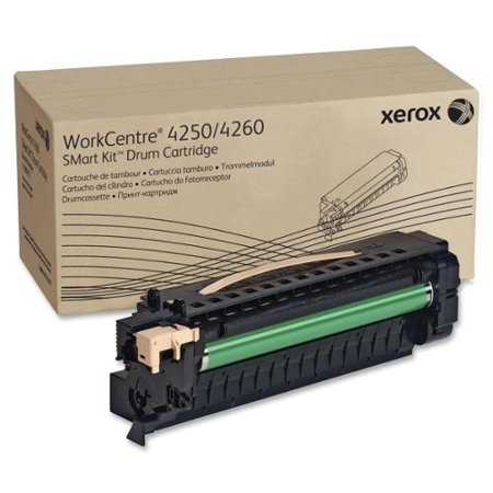 Xerox Work Centre 4250, 4260 Smart Kit Drum Cartridge 80000 Page 1 Pack by