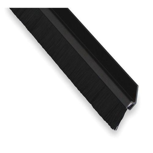 PEMKO GG45061CNB84 Door Frame Weatherstrip,Brush,Nylon,7ftL G0161710