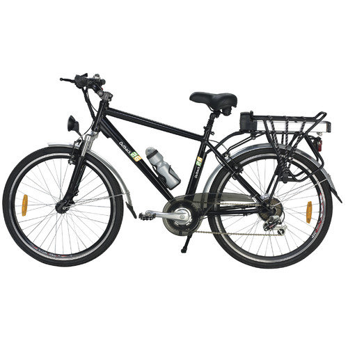 Yukon Trail Inc Yukon Trails Outback Mountain Electric Bike (26-inch)