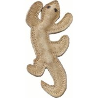 """SPOT Dura-fused Leather Gecko 8.5"""" Dog Toy"""