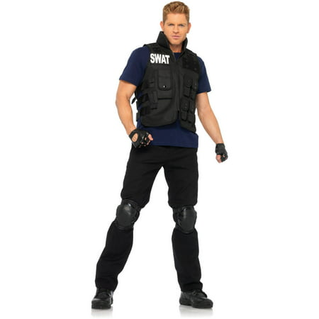 Leg Avenue SWAT Commander Adult Halloween - Halloween Mill Avenue