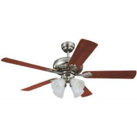 5 Blade Swirl Ceiling Fan - 52