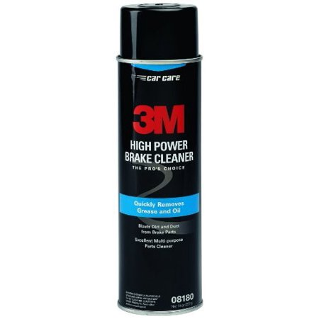 3m Company 8180 High Power Brake Cleaner