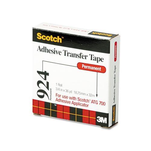 Scotch ATG General Purpose Adhesive Transfer Tape MMM92434