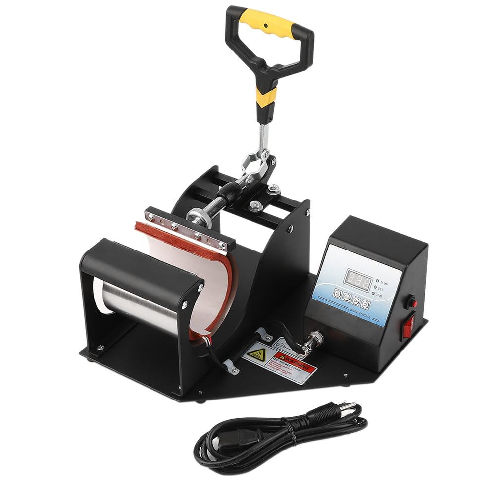 Professional Multifunctional Digital Display Heat Press T...