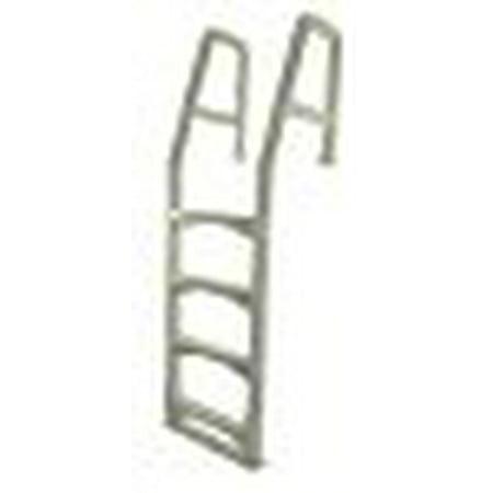 """Aqua Select Pool Deck Ladder - 48"""" - 54"""" Height"""