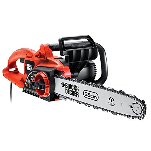 Black & Decker GK1935T Electric Mains Chainsaw/Blade and ...