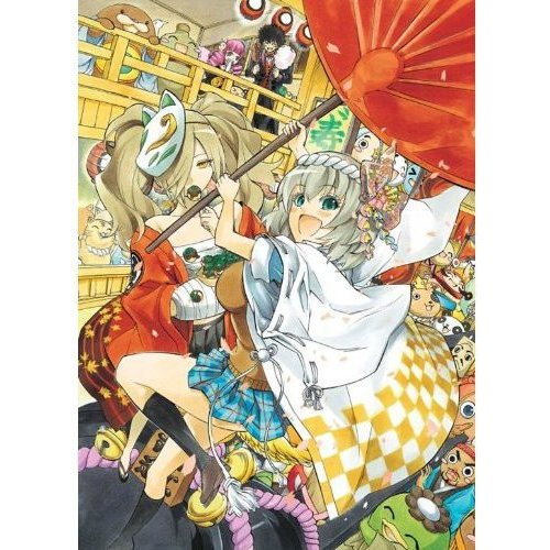 Good Luck Girl! Binbogami Ga!: The Complete Series (Blu-ray + DVD)