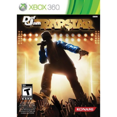 Def Jam Rapstar - game only (Xbox 360)